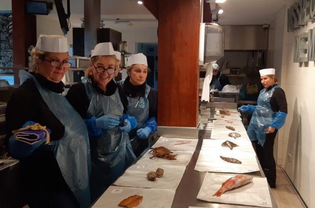 Vakopleiding vis geeft boost aan service Vishandel De Marlijn
