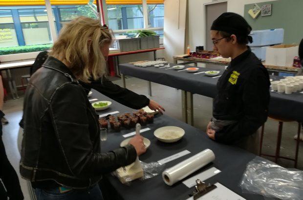 Nieuws Creatieve studenten duiken in de wereld van food