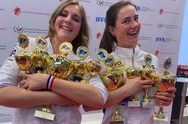 Nederland wint goud bij internationale slagerswedstrijd